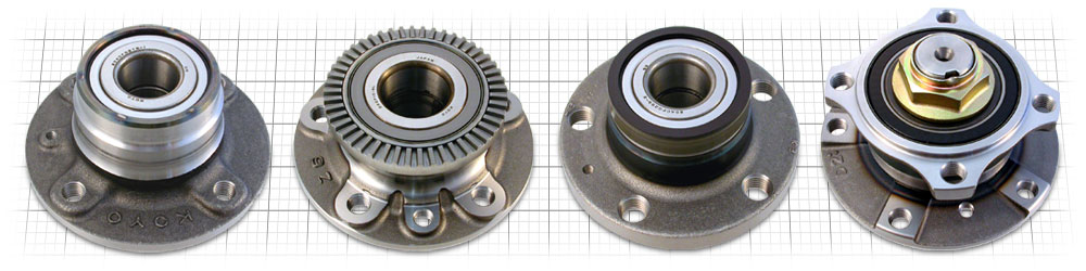Koyo Wheel Hub Bearings