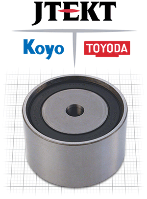 Koyo Tensioner Bearing