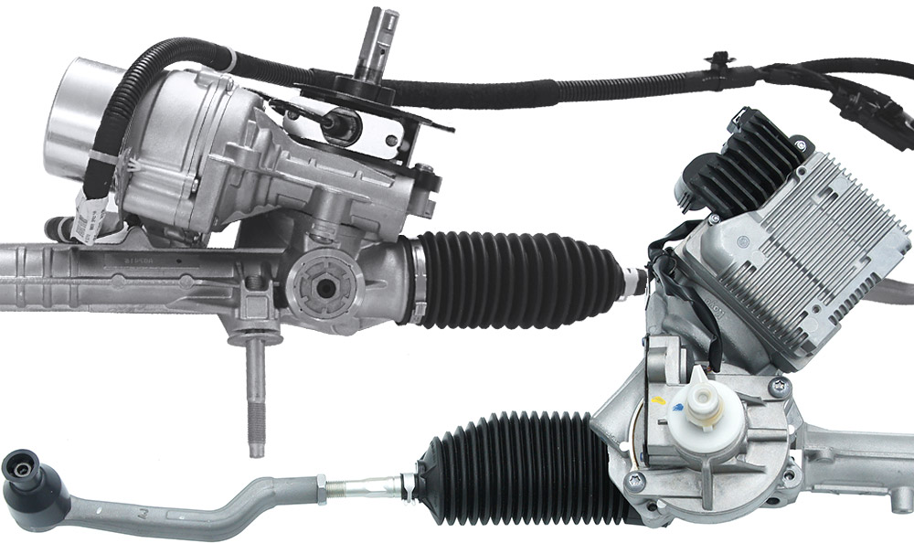 Power Steering Racks