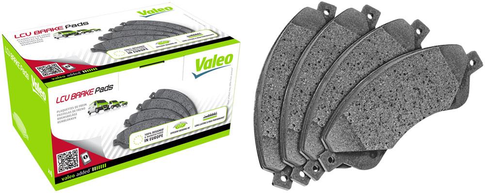 Valeo braking