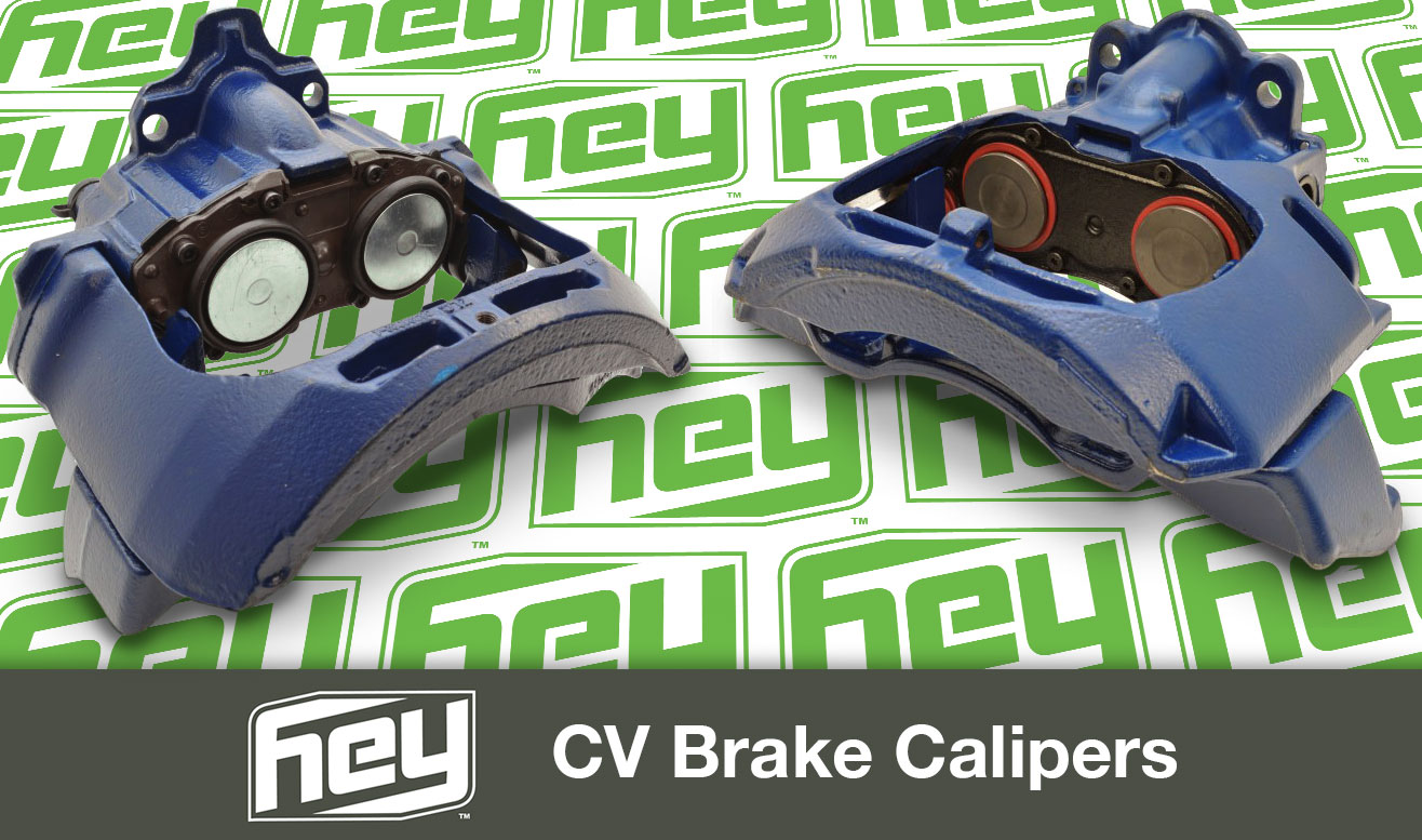 HEY CV Brake Calipers