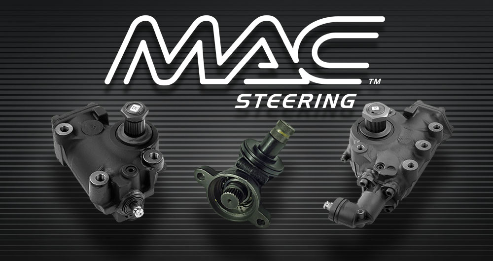 MAC Power Steering