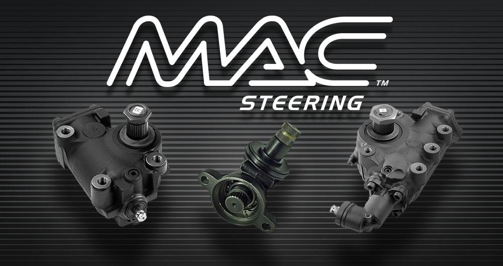 MAC Power Steering