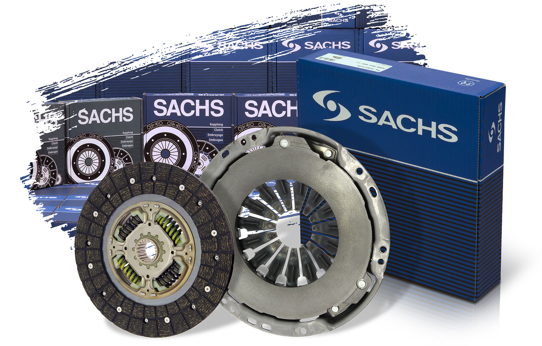 KPS SACHS Clutch Kits
